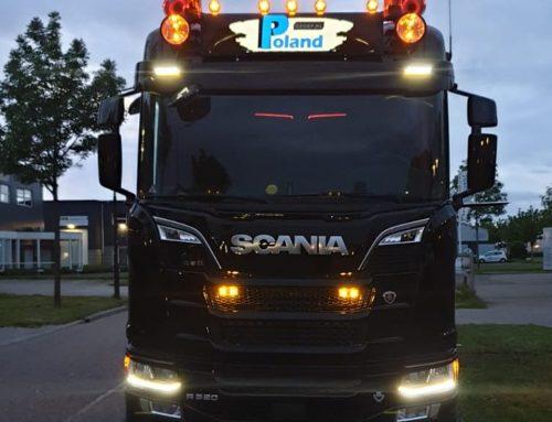 Nieuw: Scania R520 V8