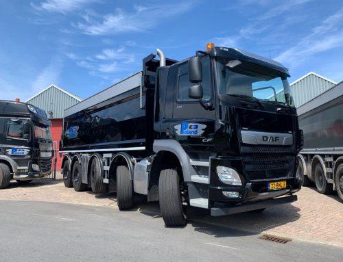 Nieuwe DAF 10×4 voor Poland Logistiek