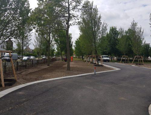 Aanleg Stadspark de Koploper